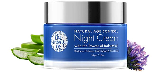 The Moms Co Natural Age Control Night Cream