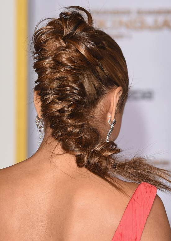 Thick-High-and-Messy-Fishtail-Braid-with-Semi-Circular-Top