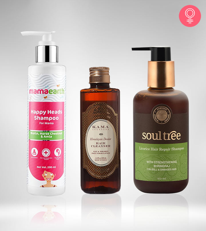 Top 10 Natural Shampoos Available In India – Reviews And Guide