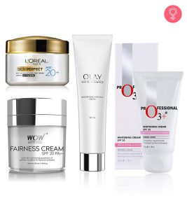 Top 10 Skin Lightening Creams, Serums, And Gels – 2019