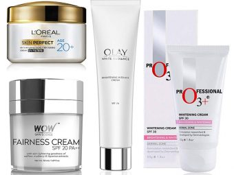 Top 15 Skin Lightening Creams, Serums, And Gels in India – 2021