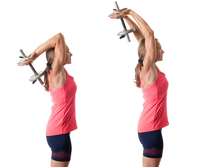 10 Best Home Exercises To Get Rid Of Flabby Arms