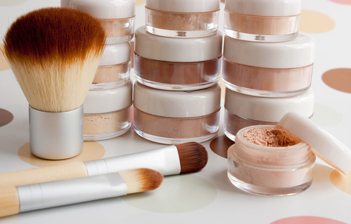 Try Mineral Makeup