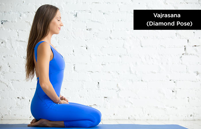 Vajrasana-(Diamond-Pose)