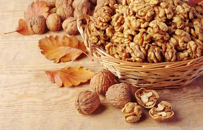 side effects of walnuts