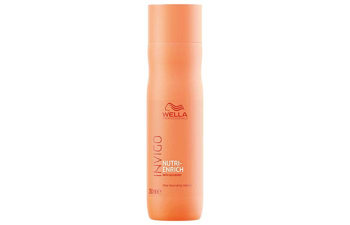 Wella Professionals Invigo Nutri-Enrich Deep Nourishing Shampoo
