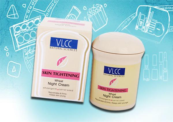 vlcc wheat night cream