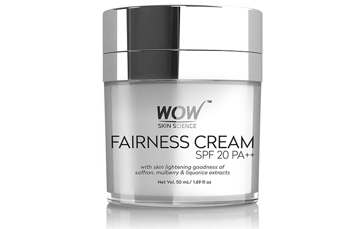 Wow Fairness Cream - Skin Lightening Creams