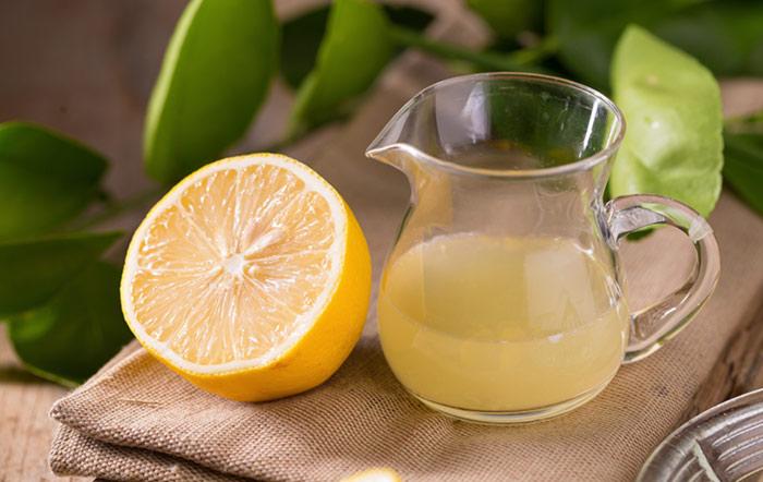 (a) Lemon Juice For Freckles