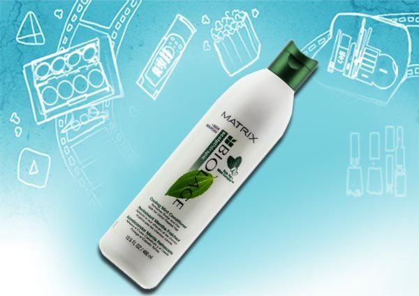 biolage cooling mint shampoo