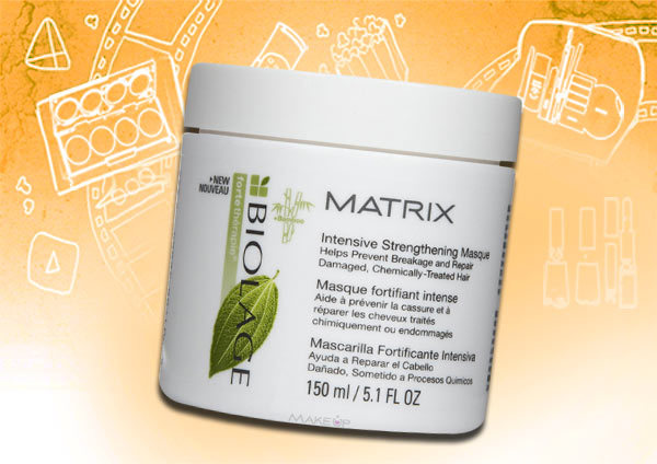 biolage fortetherapie intensive strengthening masque