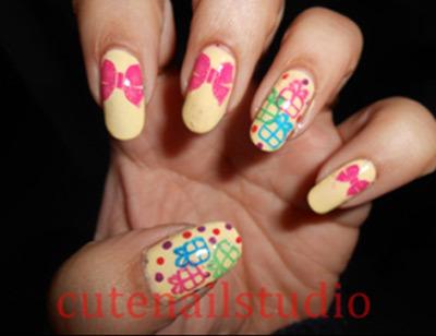 bow nails 12