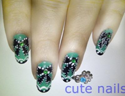 bow nails 13