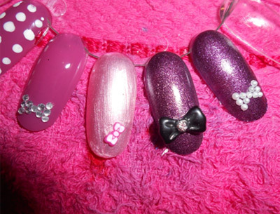 bow nails 14