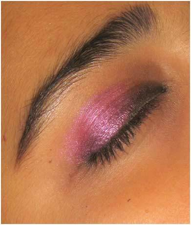 smokey pink eye makeup tutorial