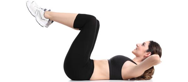 Latihan Sederhana Untuk Mengurangi Lemak Perut