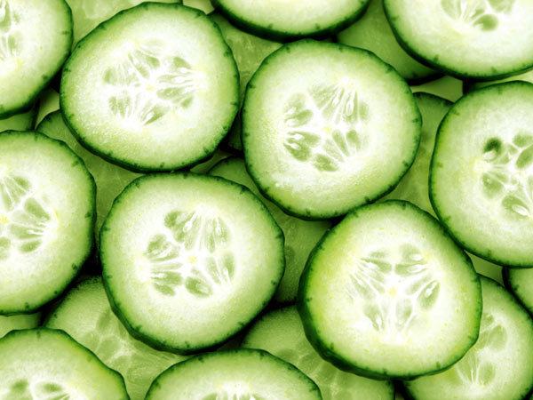 Cucumber Scrub
