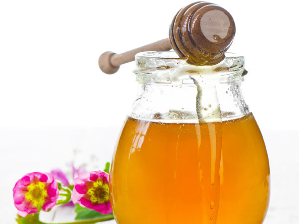 honey to make face scrub