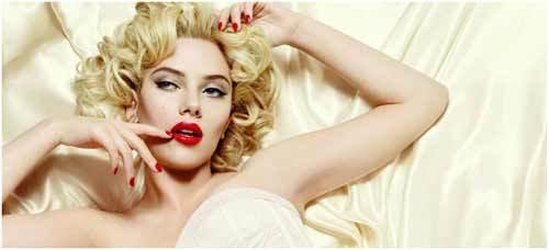 ScarletJohansson beauty secrets