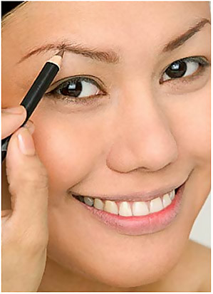 eyebrow tips and tricks