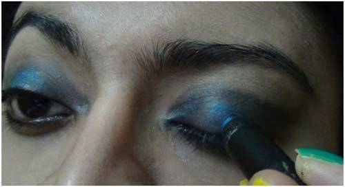 eye lid makeup