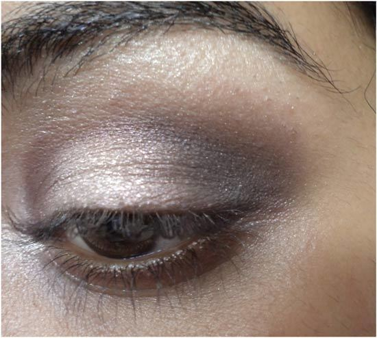 neutral eye makeup tutorial