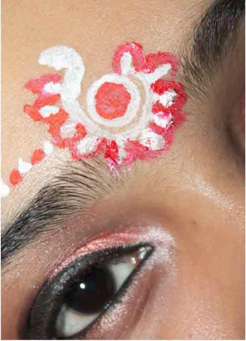bengali wedding bridal makeup