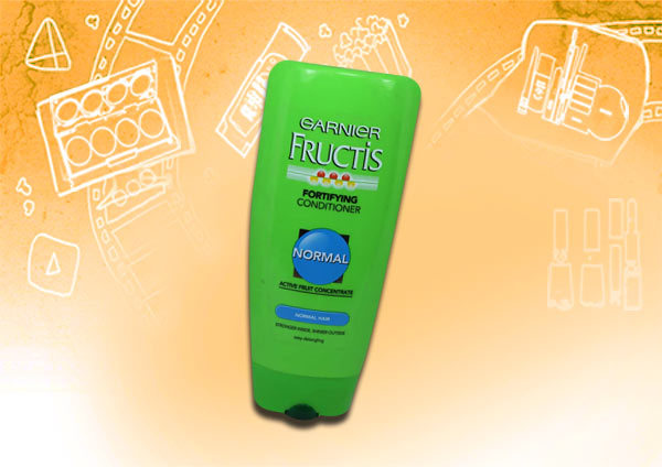 garnier fructis fortifying cream conditioner for treated hair
