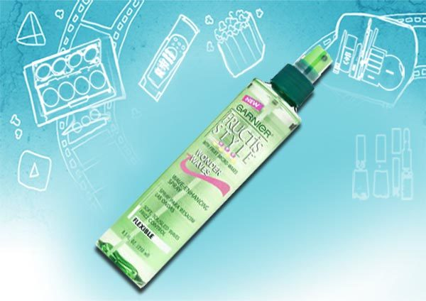garnier wonder waves