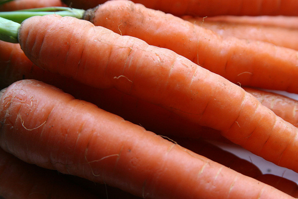 health benefit of carrot