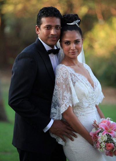 lara dutta wedding