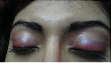 bharatanatyam eye makeup