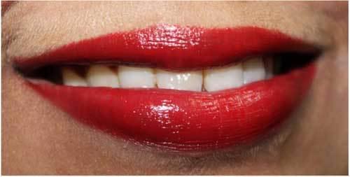 bengali lip makeup