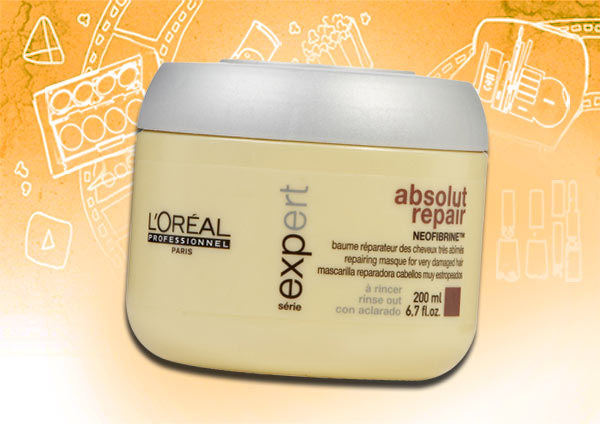 loreal professional series expert absolute repair masque