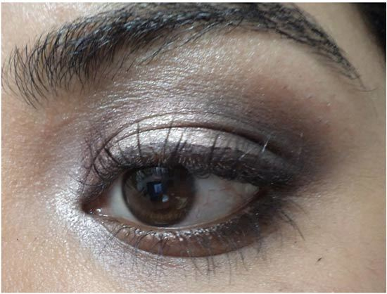 lower lash line eye makeup