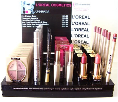 L'Oreal Cosmetics - Best Makeup Brand