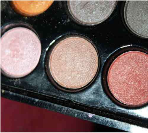 makeup colors