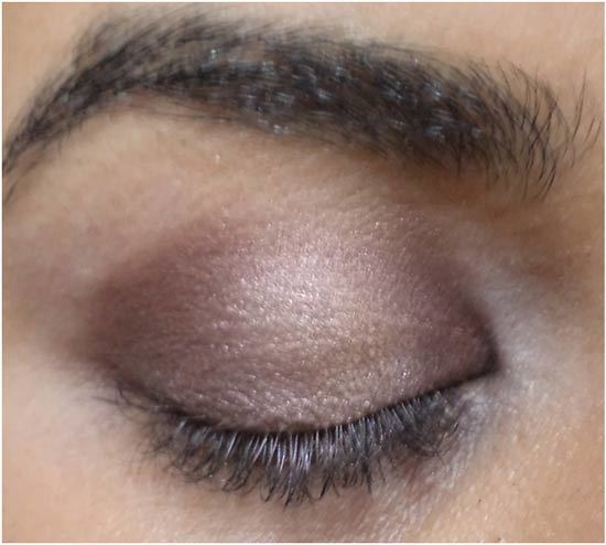 neutral smokey eye makeup1