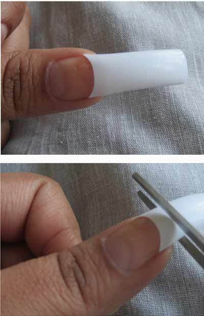 How To Apply Nail Extensions Perfectly With Steps And Pictures