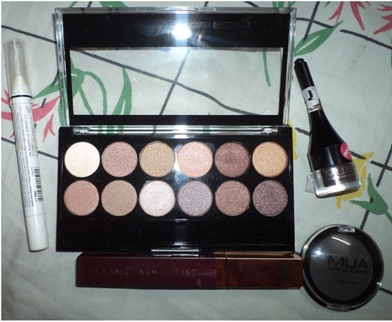 nyx professional makeup kits