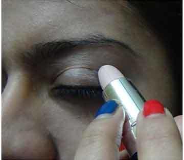 bharatanatyam makeup tutorial
