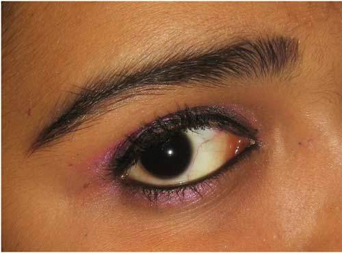 pink eye makeup tips