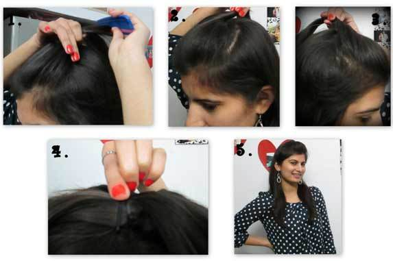 3 Easy Summer Hairstyle  Easy Hairstyle step by step tutorial 2018  RINKAL SONI