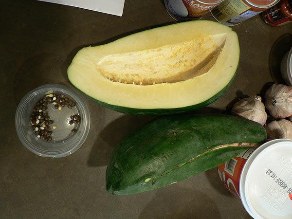 raw papaya for pimples
