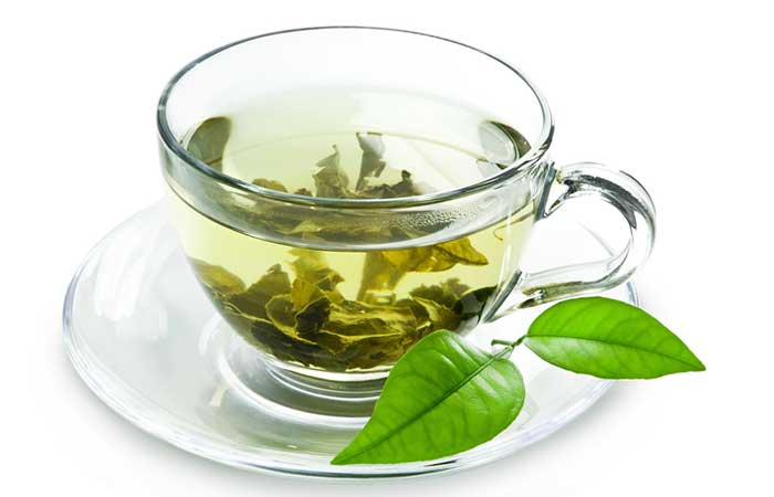 1. How To Prepare Green Tea With Leaves At Home