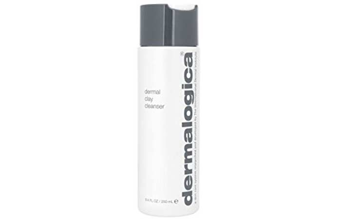 10. Dermalogica Dermal Clay Cleanser