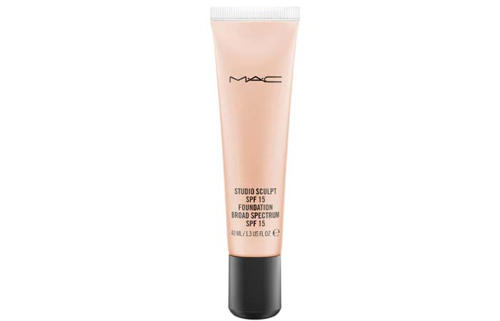 Best High Coverage Foundations - 10. MAC Studio Sculpt Foundation