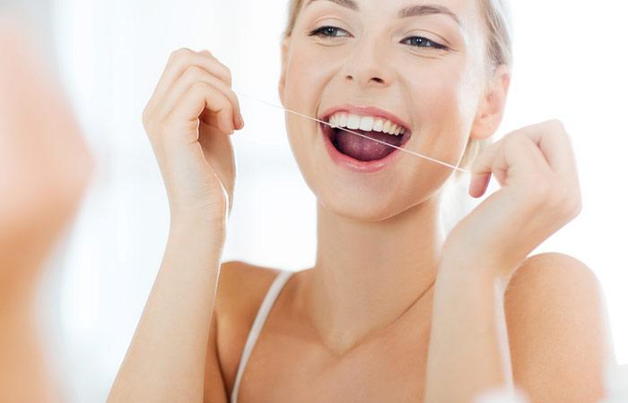 11. Improves Oral Health