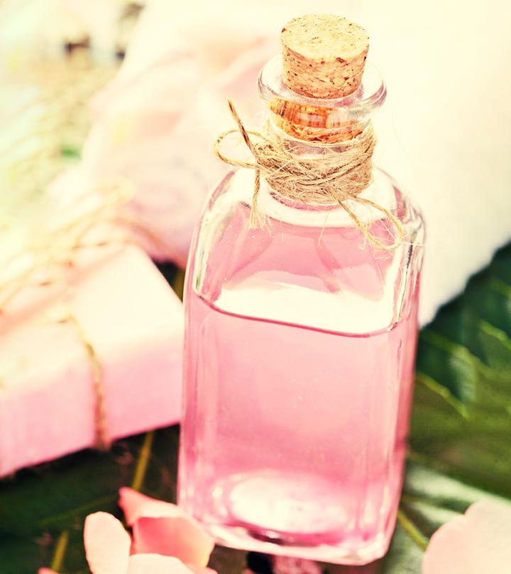 How Rose Water Can Help Treat Acne