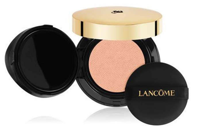 Best High Coverage Foundations - 13. Lancome Teint Idole Ultra Longwear Cushion Foundation SPF 20